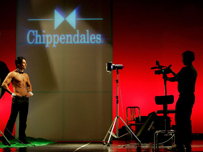 chippendales-afp