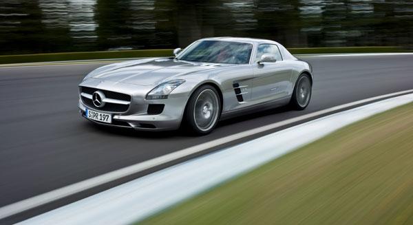 Mercedes-Benz-SLS-AMG-exterior
