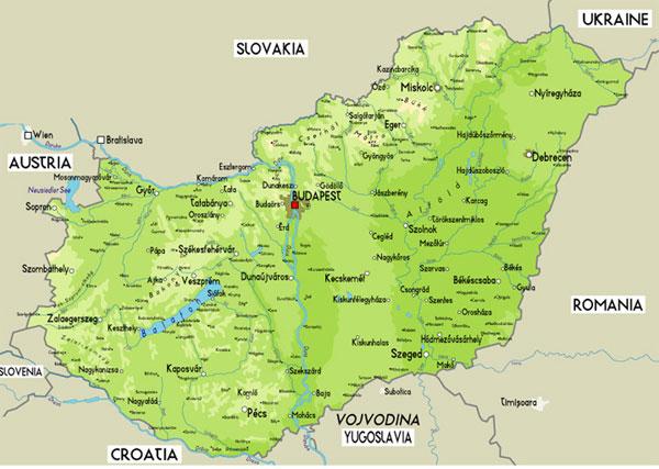 harta-ungaria
