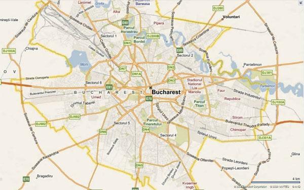 harta-bucurestiului-capitala