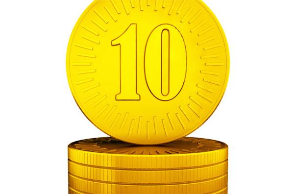 top-10-moneda