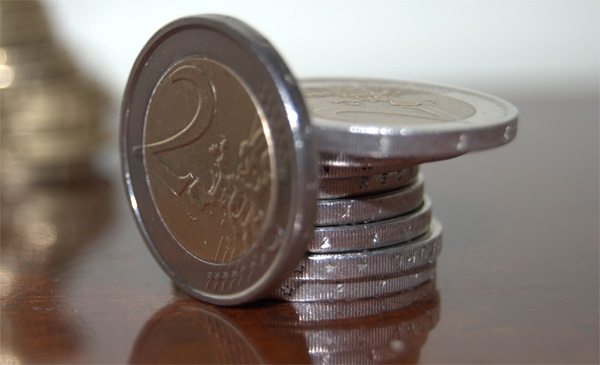 moneda-eurocent-poza-arhivafoto