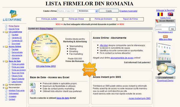 lista-firmelor-din-romania