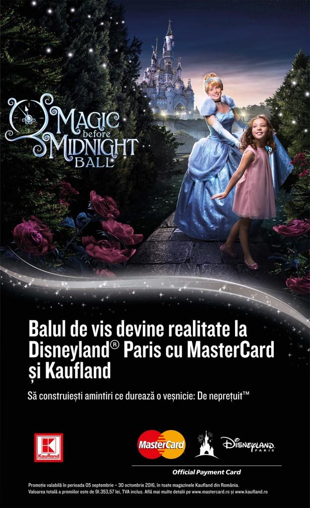 Mastercard Kaufland vizual