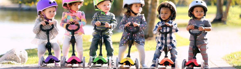 Acceseaza ShopAlert pentru a alege un model de trotineta pentru copii