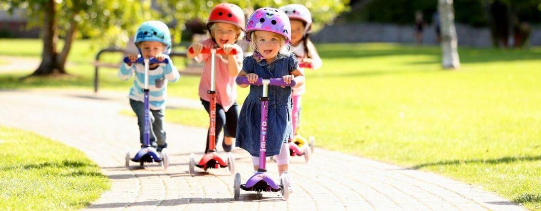 carucioare sau un model de trotineta, tricicleta sau scaun auto copii