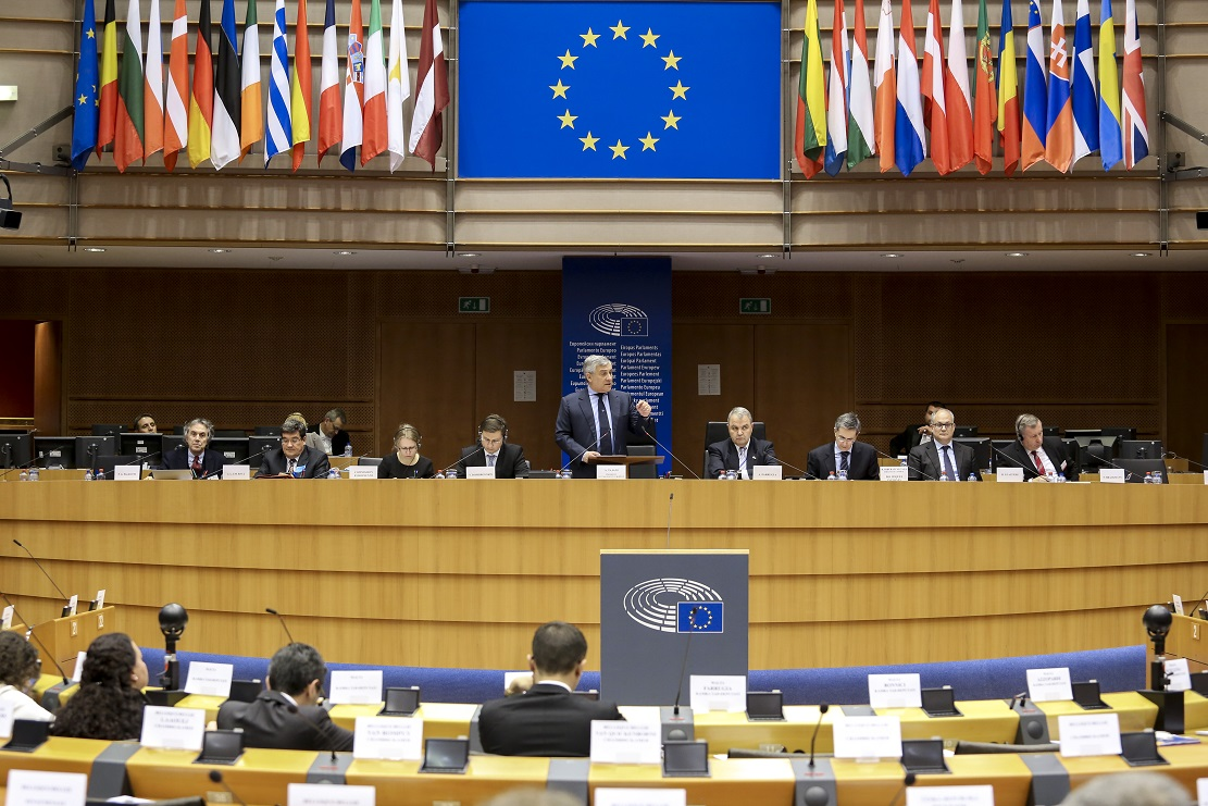 Openig remarks at the European Parliamentary Week.